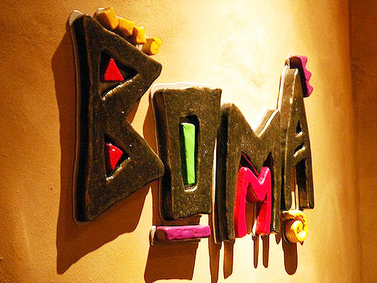Food allergy free dining at Boma