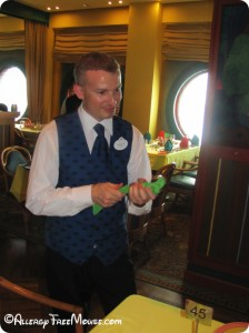 Tipping on a Disney Cruise with food allergies