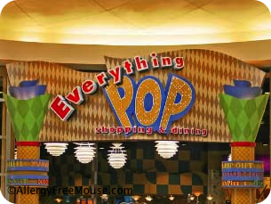 Dining at Everything Pop with multiple food allergies