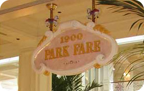 Dining at 1900 Park Fare with food allergies