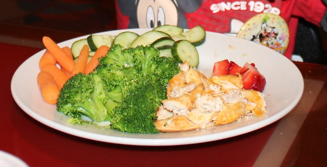 Dining with food allergies at Chef Mickeys