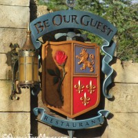 Be Our Guest restaurant multiple food allergy review