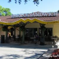Dining at Earl of Sandwich with food allergies