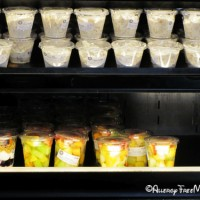 Earl of Sandwich fruit cups and desserts