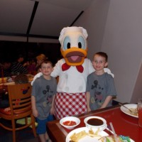 Chef Mickey's with multiple food allergies