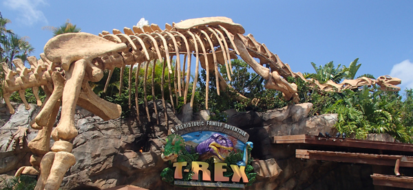 Dining at T-REX with food allergies