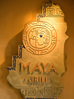 Maya Grill food allergy review