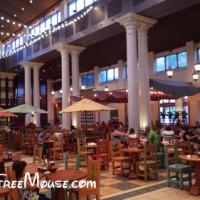 Pepper Market dining area