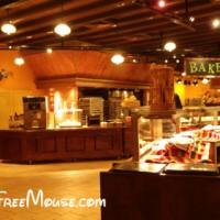 Pepper Market buffet - not self service