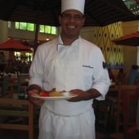 Pepper Market's fabulous Chef Ricardo