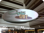 Contempo Cafe with a food allergy