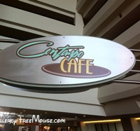 Contempo Cafe with a dairy and egg allergy