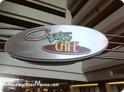 Contempo Cafe with food allergies