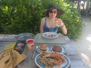 Castaway Cay with food allergies