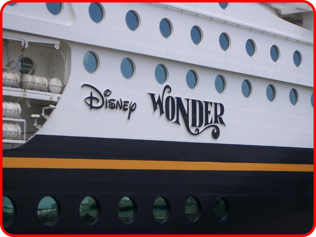 Disney Wonder with food allergies