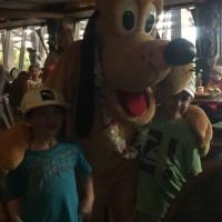 Food allergy family's Disney World vacation