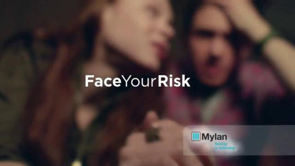 Mylan TV Spot: FaceYourRisk.com