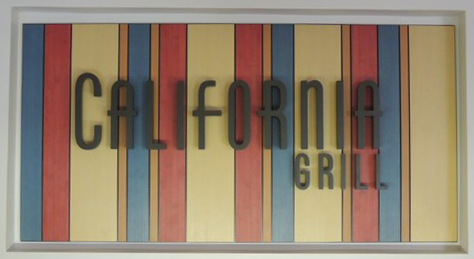California Grill with dairy and egg allergies
