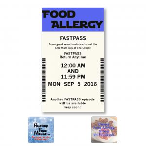 Food Allergy Fastpass Episode 3