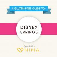 Nima gluten-free testing in Disney Springs