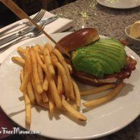 Grand Floridian chicken avocado dairy peanut free