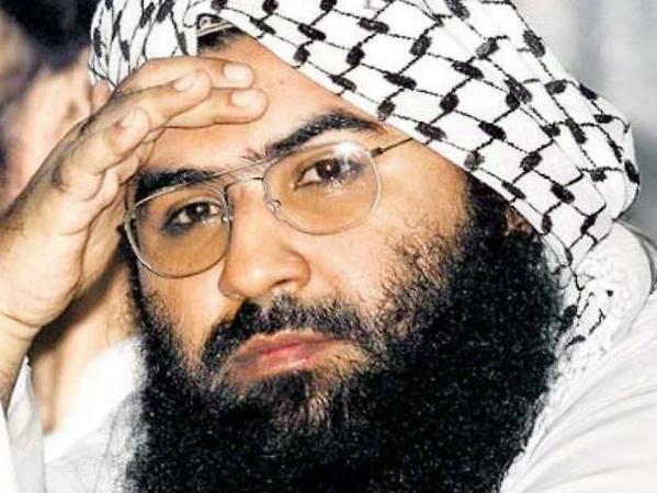 global terrorist Masood Azhar