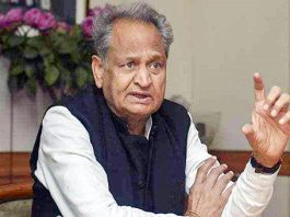 Ashok Gehlot Chief Minister Of Rajasthan