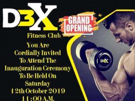 D3X FIRNESS CLUB