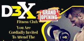 D3X FIRNESS CLUB