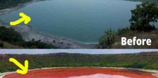 लोनार झील