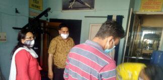 Meenu Varma SDM Bikaner