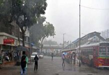 Heavy Rain IN mumbai