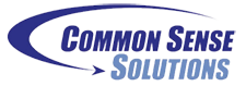 Common Sense Solutions Logo