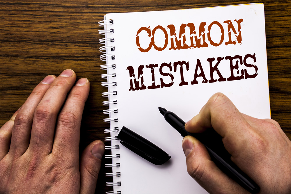 Top Terrible Mistakes—Number 5 & 4