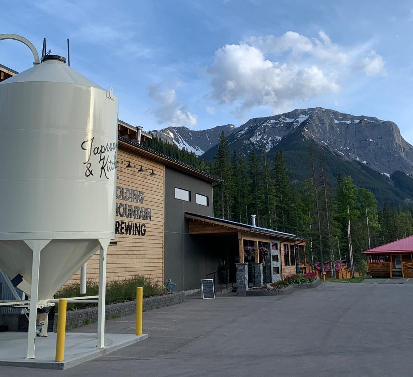 Folding Mountain Brewery Hinton