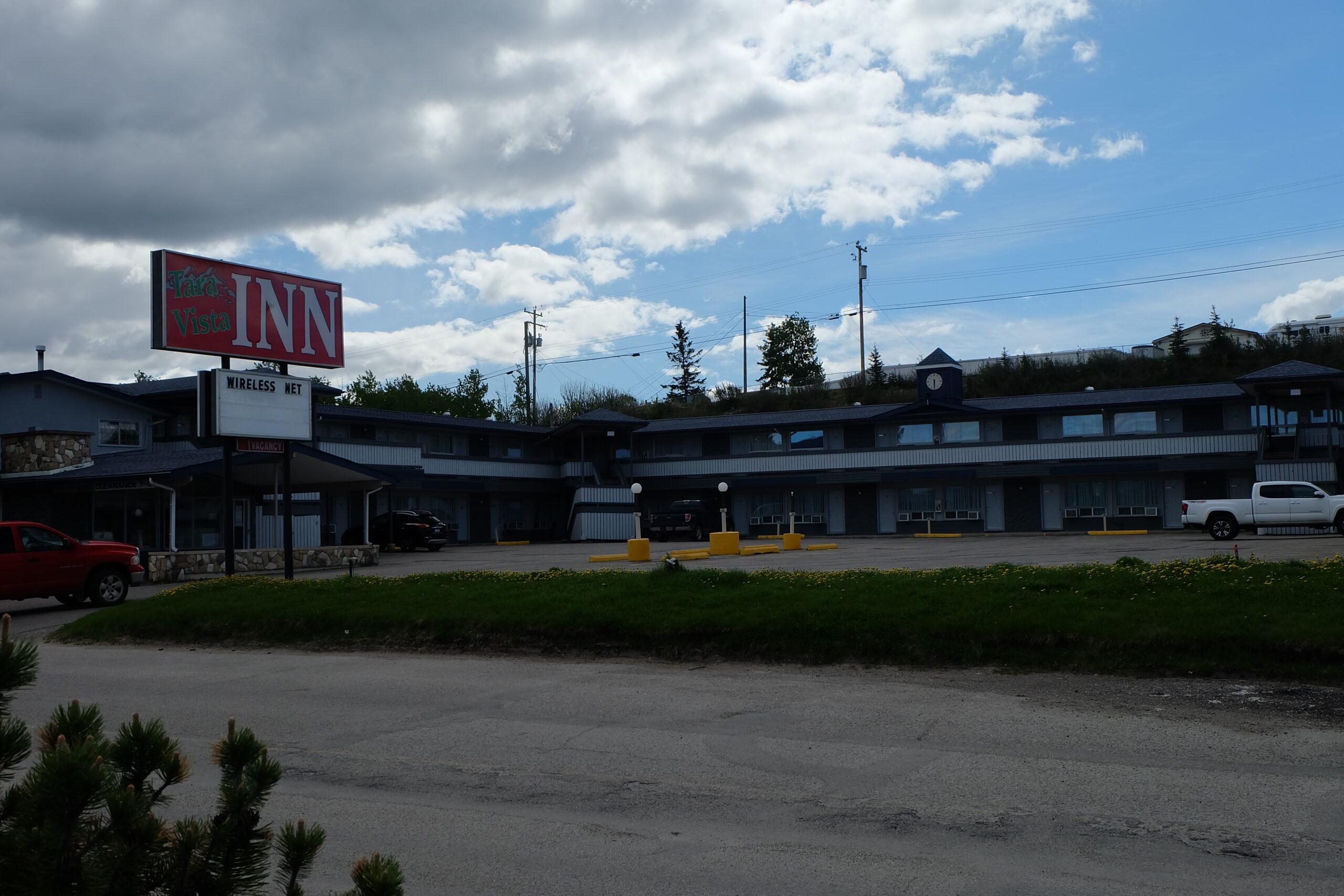 Tara Vista Inn Hinton