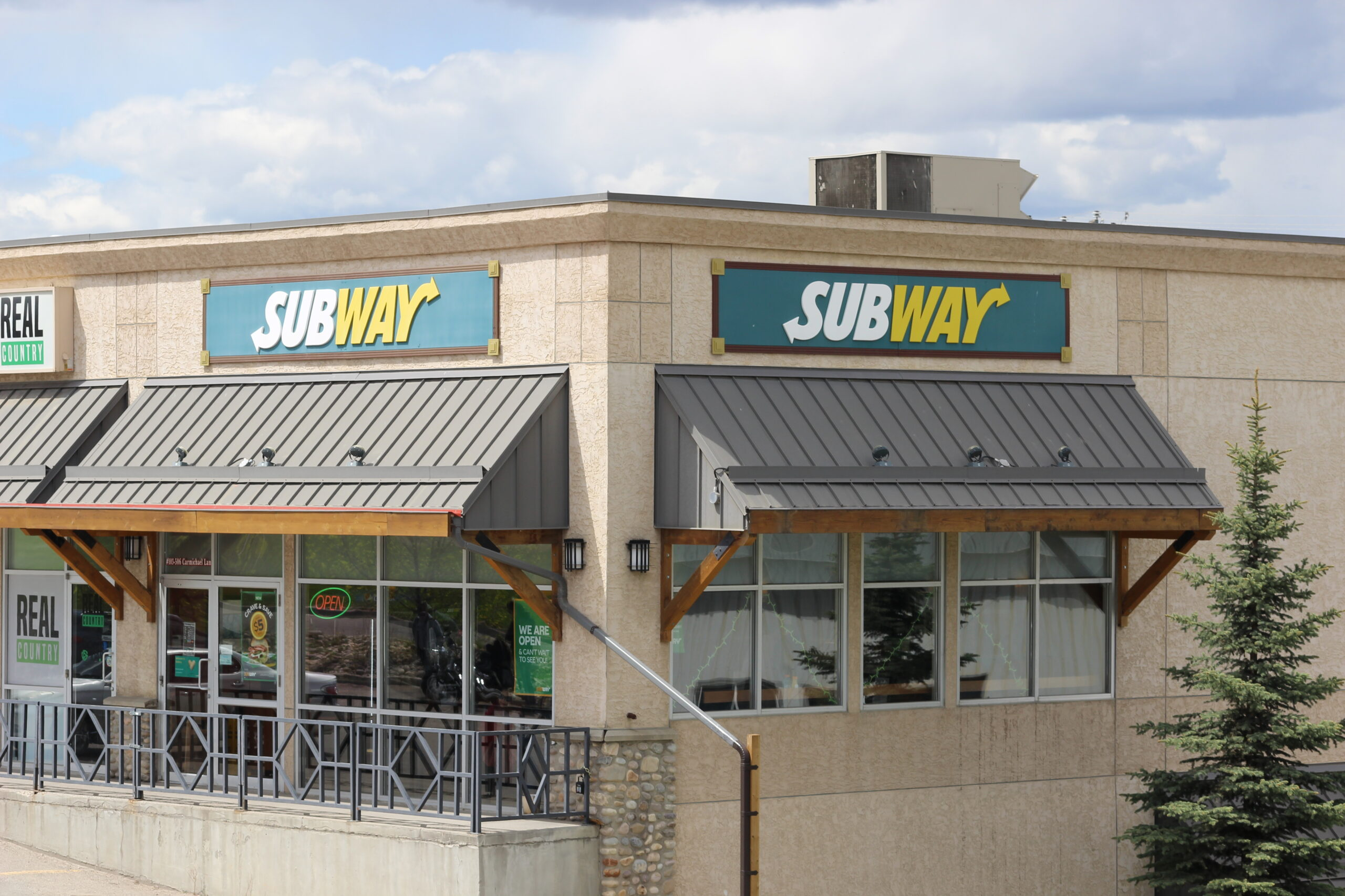 Subway Hinton