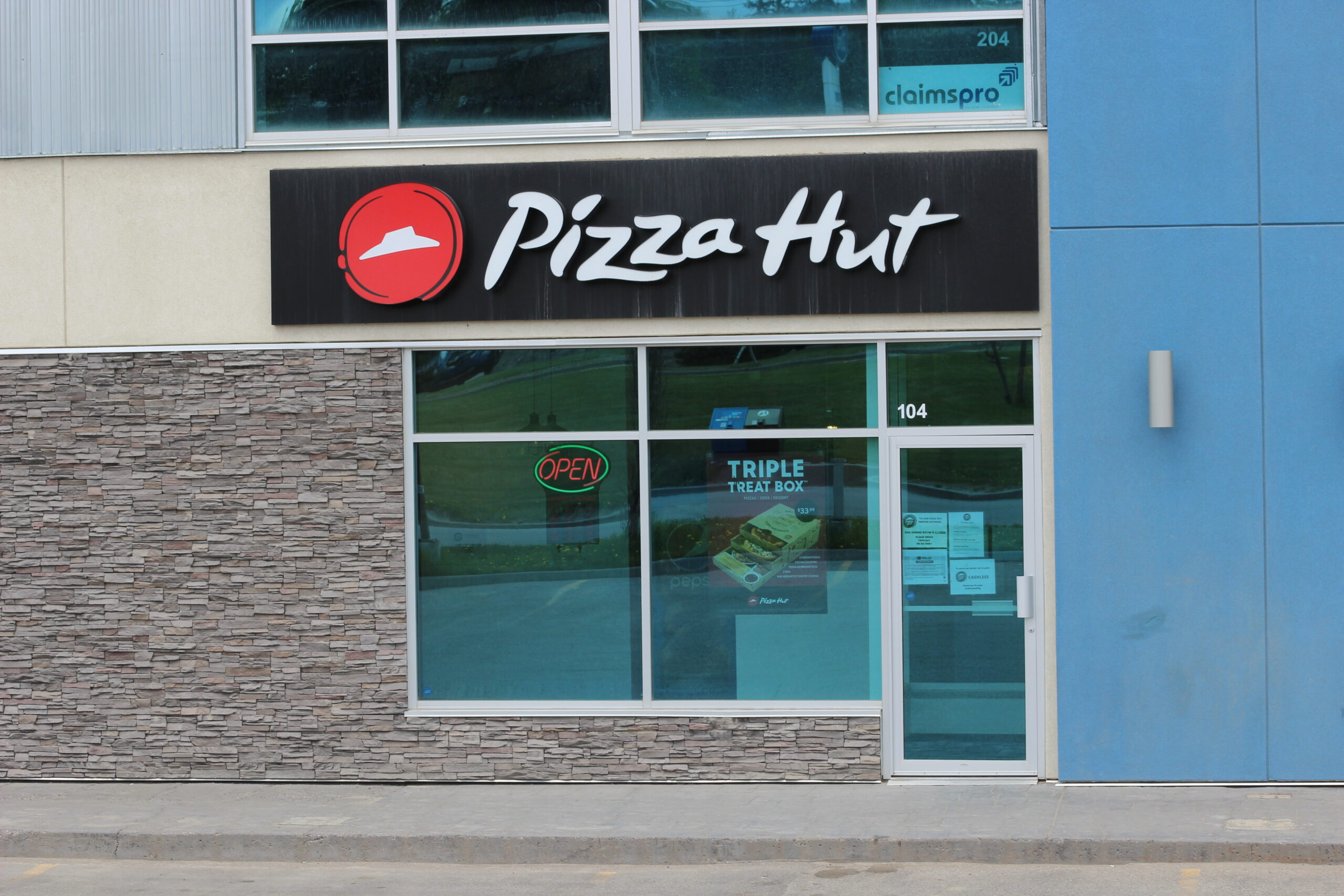 Pizza Hut Hinton