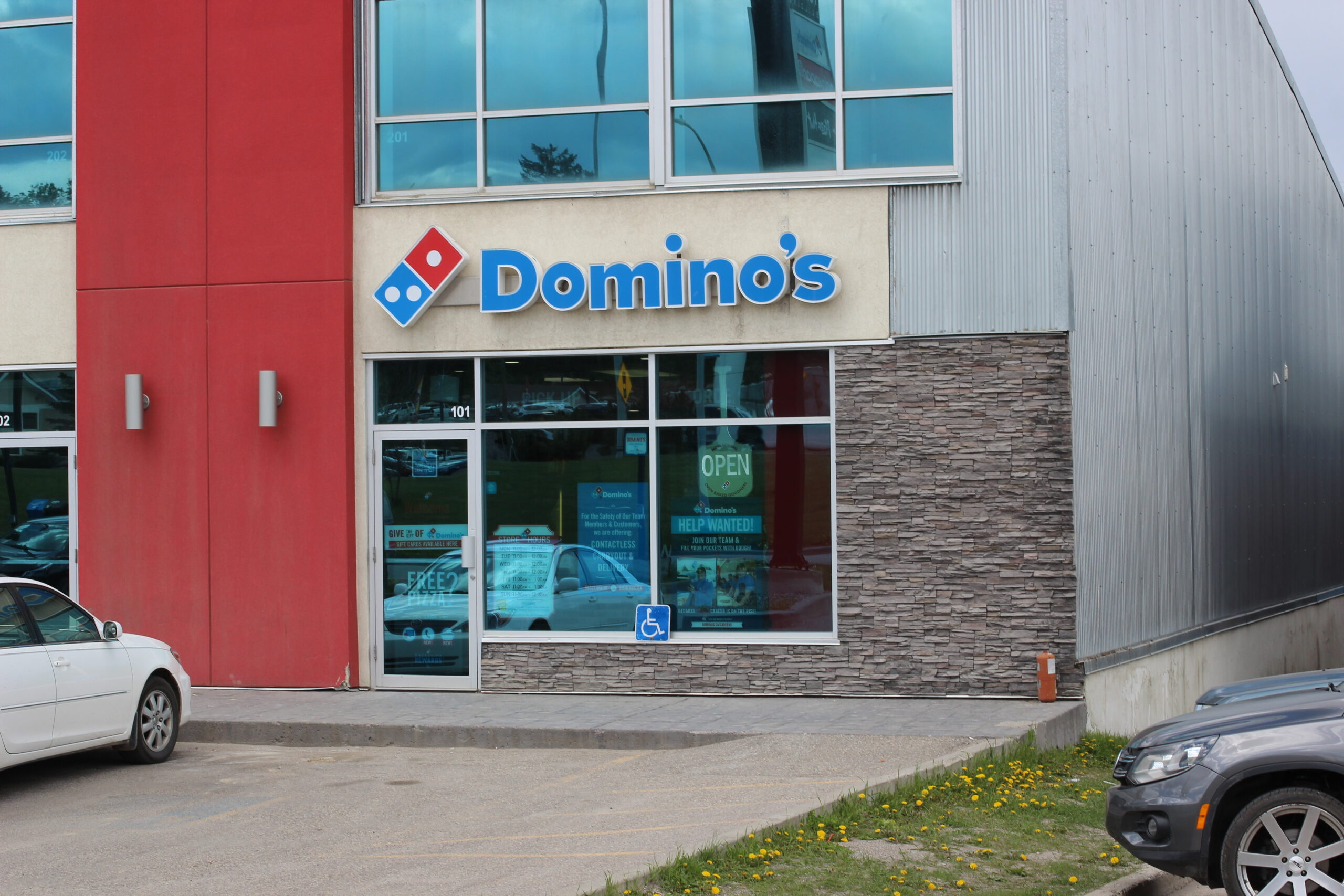 Domino's Pizza Hinton