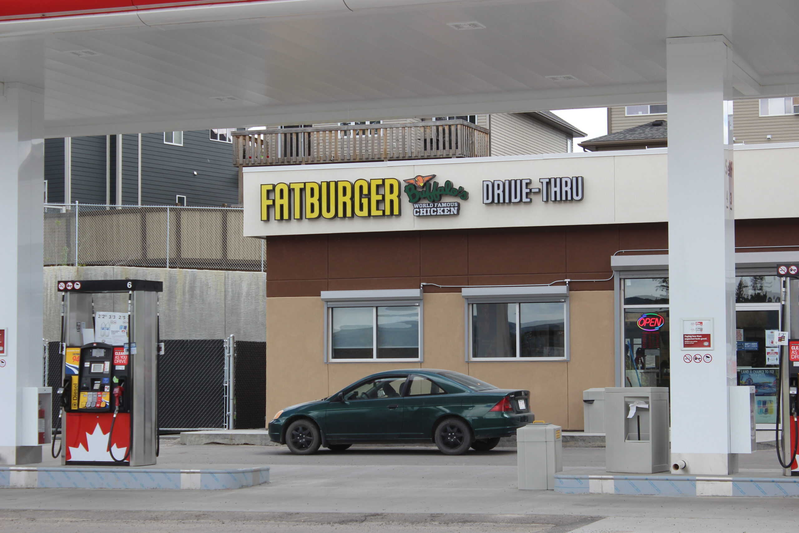 Fatburger Hinton
