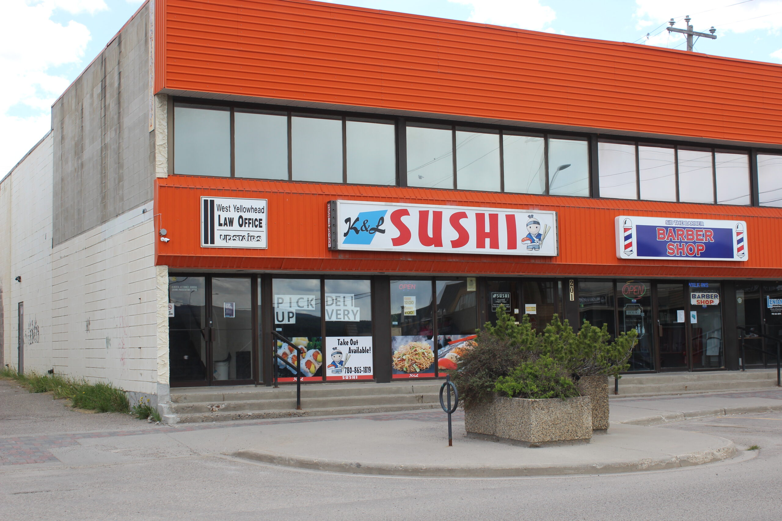 K&L Sushi Hinton