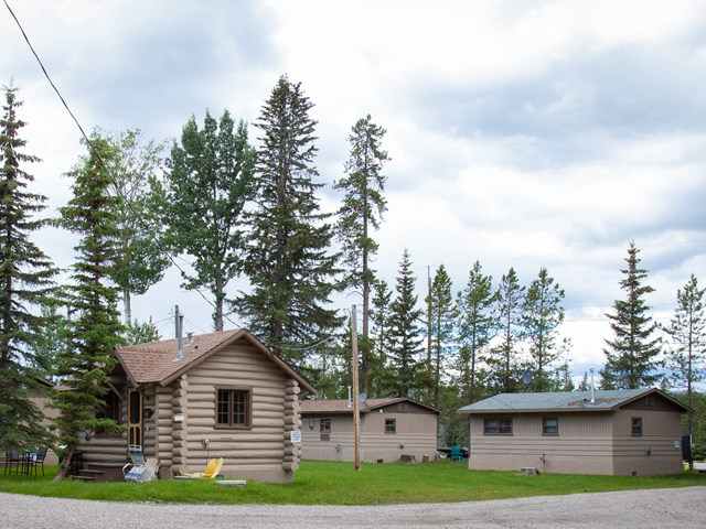 Cougar Creek Cabins and Campground