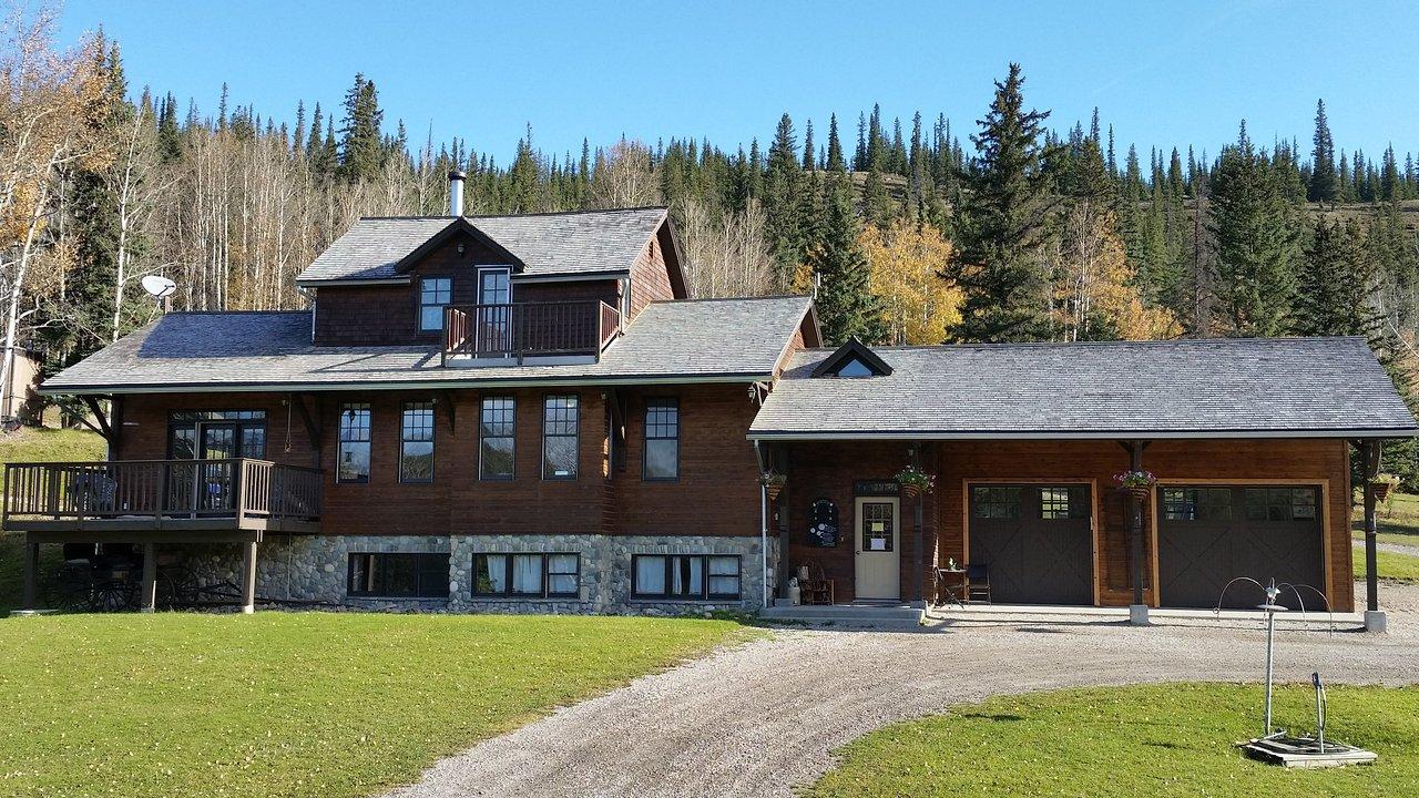 Old Entrance B 'n B Cabins