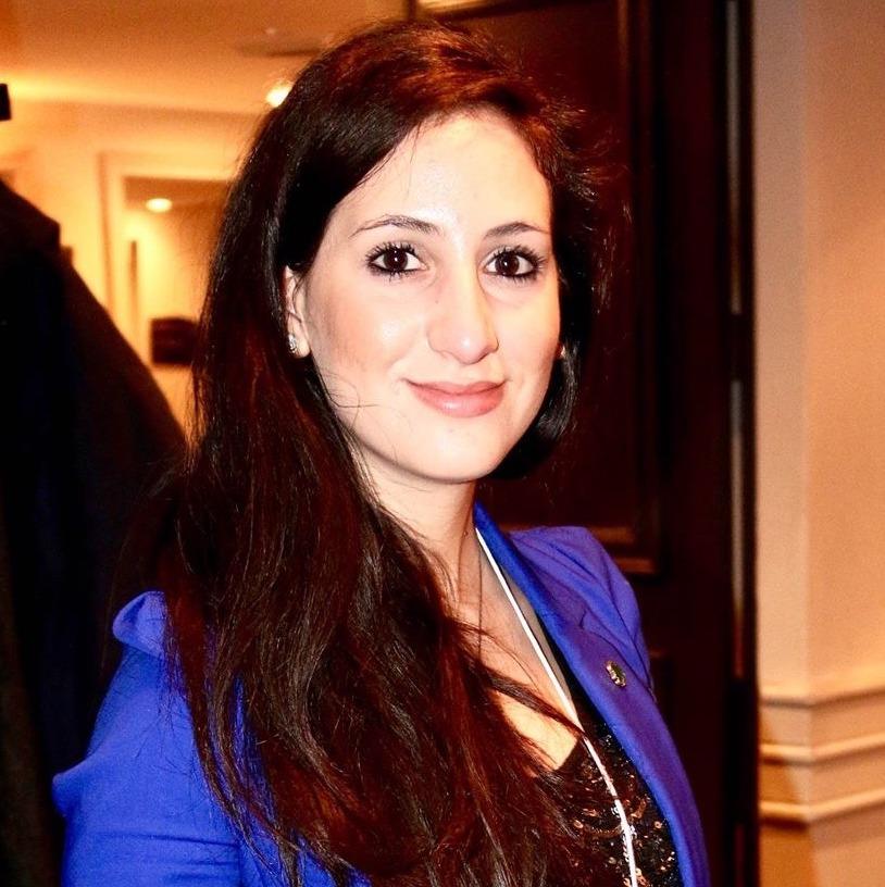 Dr. Karina Gasbarrino, PhD