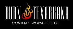 logo burn