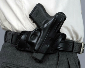 Open Carry - Pistol in Holster