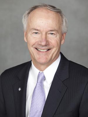AR Governor Asa Hutchinson