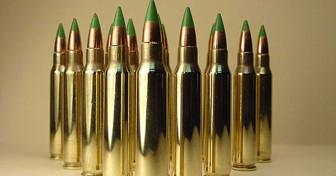 "M855 ""Green Tip"" Ammo"