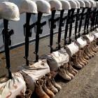Helmet-Rifle-Boots