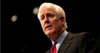 TX Senator John Cornyn